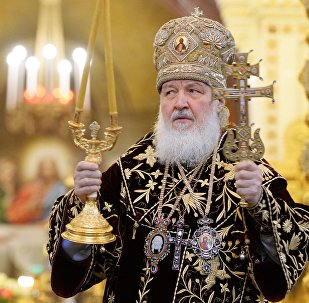 Patriarcha moskiewski i całej Rusi Cyryl