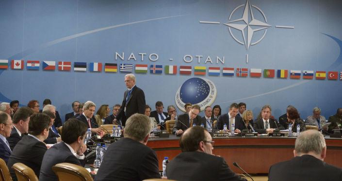 Posiedzenie Rady NATO-Rosja