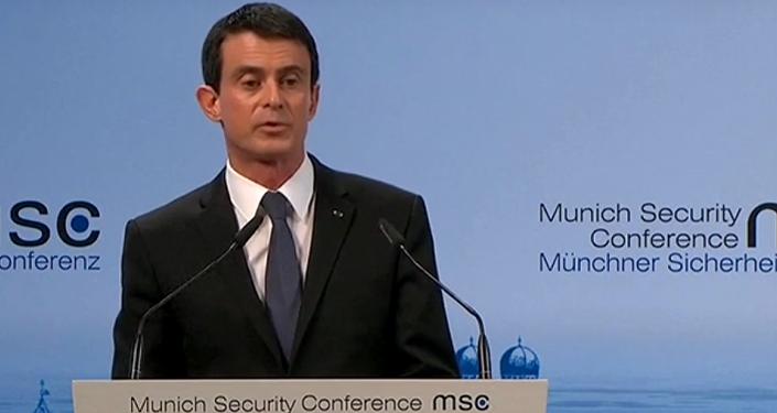 Premier Francji Manuel Valls