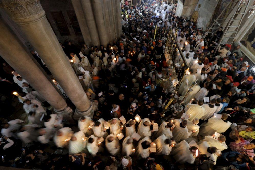 Wielkanoc w Jerozolimie
