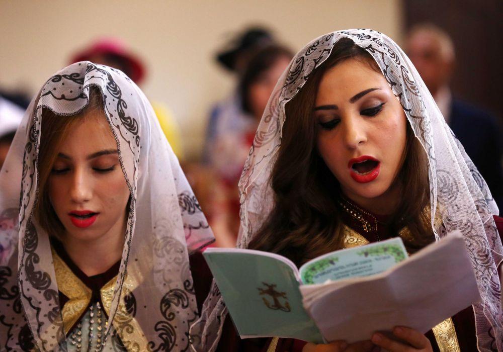 Chrześcijanie ormiańscy