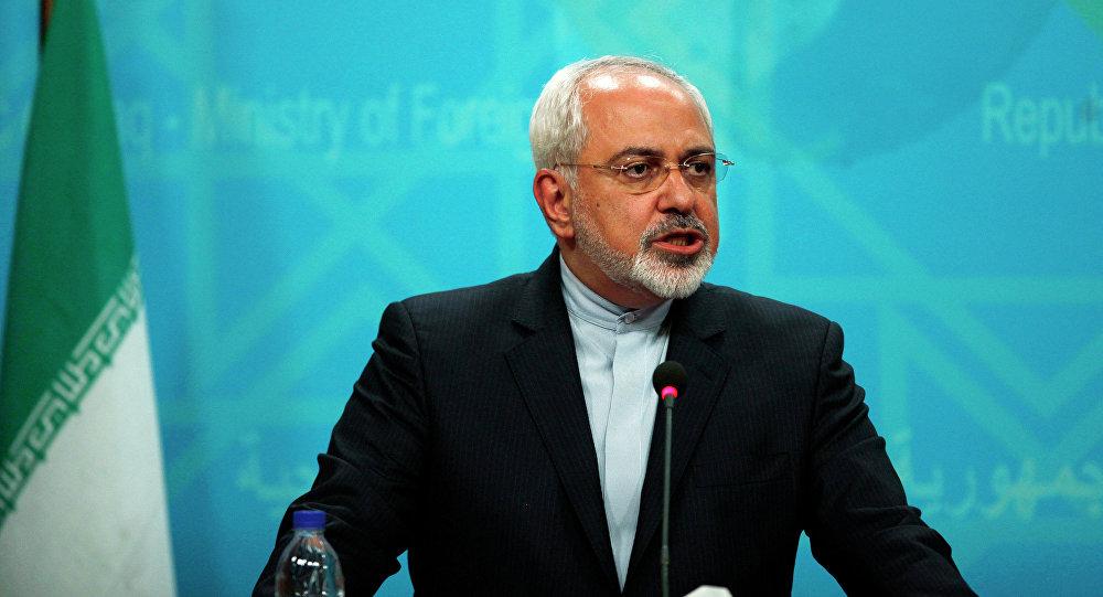 Szef irańskiej dyplomacji Mohammad Dżawad Zarif