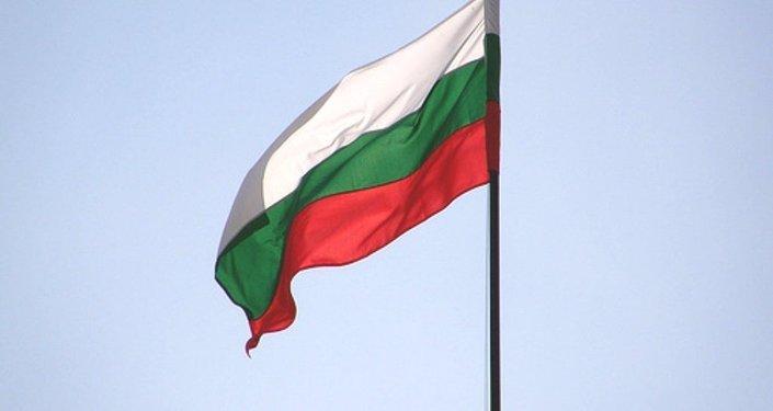 Flaga Bułgarii