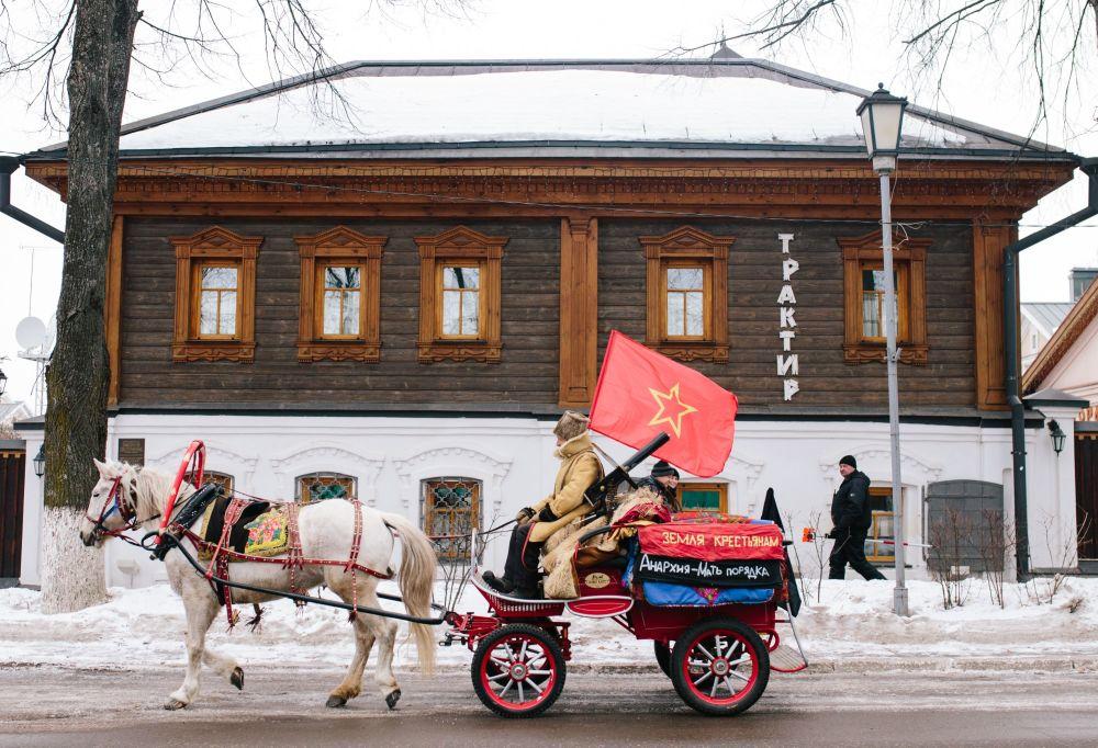 Na ulicach w Suzdalu