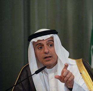 Szef saudyjskiej dyplomacji Adel al-Jubeir