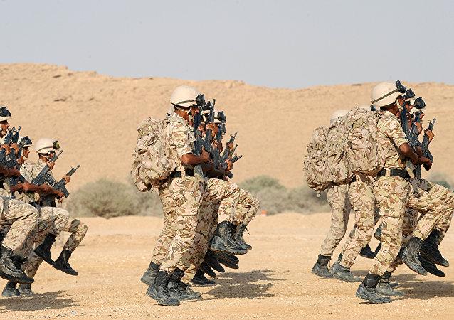 Siły specjalne Arabii Saudyjskiej