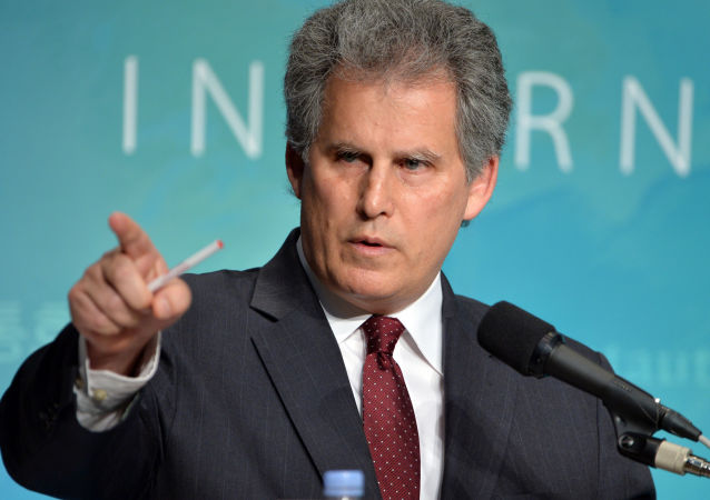 Pierwszy zastępca dyrektora zarządzającego MFW David Lipton