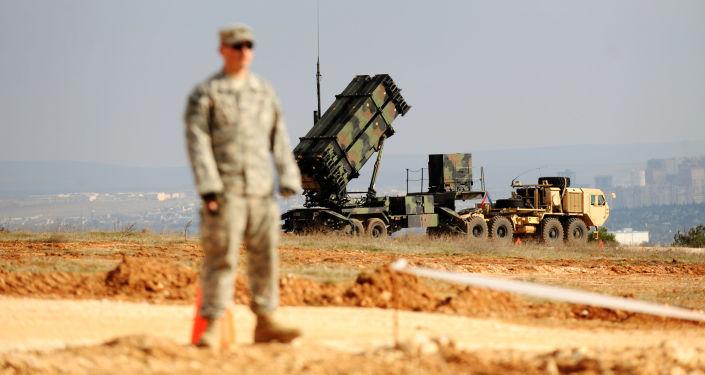 Amerykański rakietowy system obronny Patriot