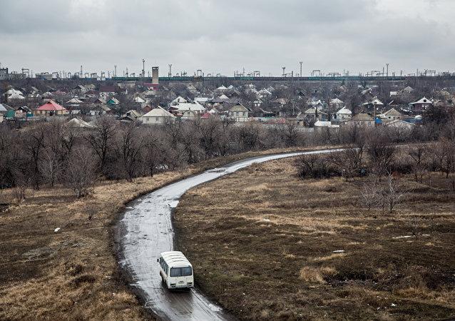 Sytuacja na wschodzie Ukrainy