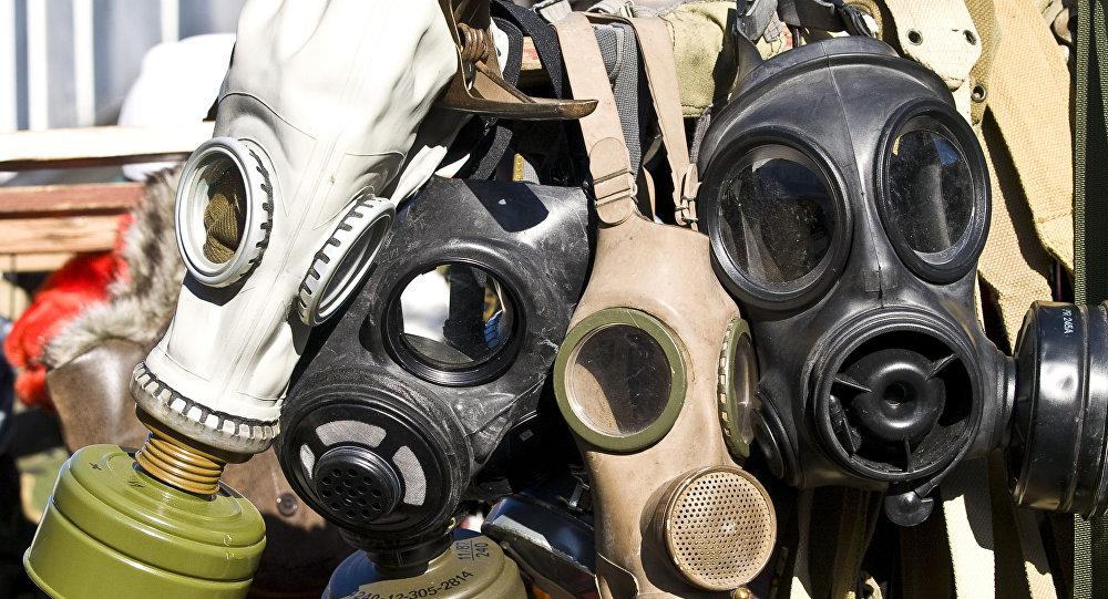 Maski przeciwgazowe