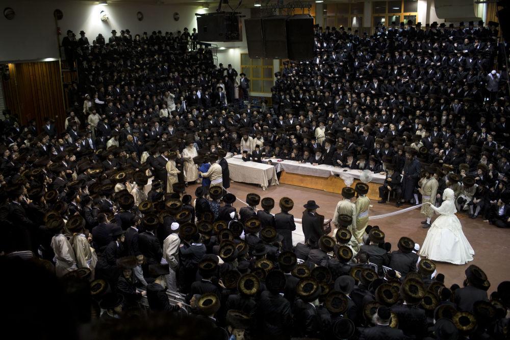 Tradycyjny żydowski ślub