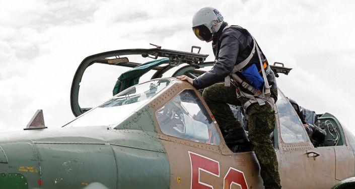 Baza lotnicza Hmeymim w Syrii