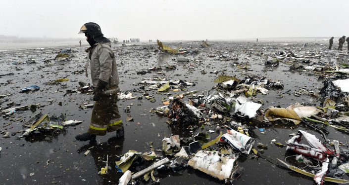 Katastrofa lotnicza w Rostowie nad Donem