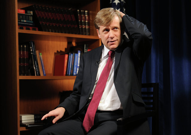 Były ambasador Stanów Zjednoczonych w Rosji Michael McFaul