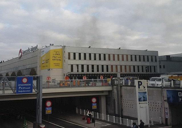 Lotnisko Brukseli, 22 marca 2016