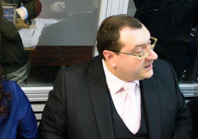 Adwokat Jurij Grabowski