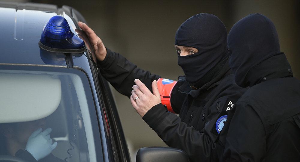 Operacja antyterrorystyczna po zamachach w Brukseli