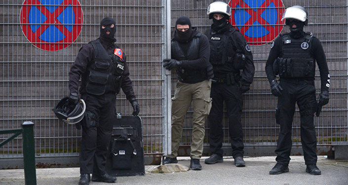 Operacja antyterrorystyczna w Brukseli