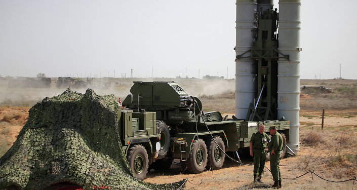 System przeciwlotniczy S-400 Triumf