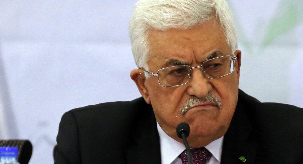Prezydent Palestyny Mahmud Abbas