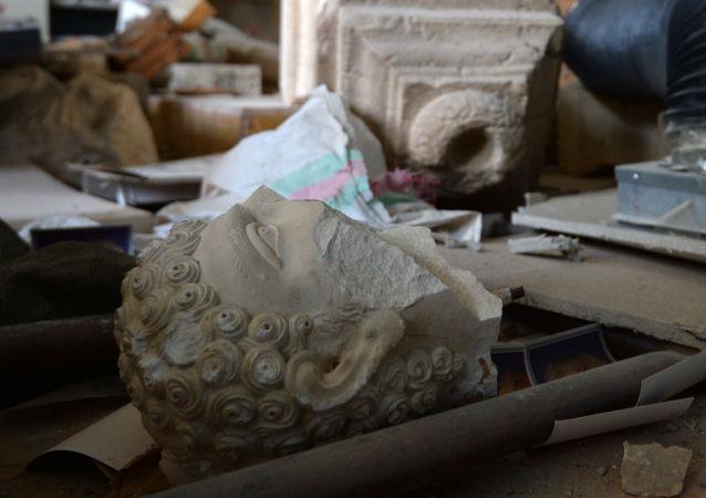 Muzeum Narodowe w Palmyrze