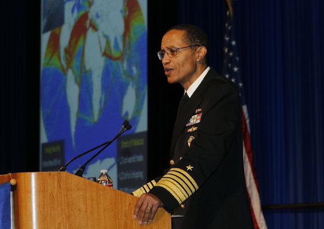 Admirał Cecil D. Haney