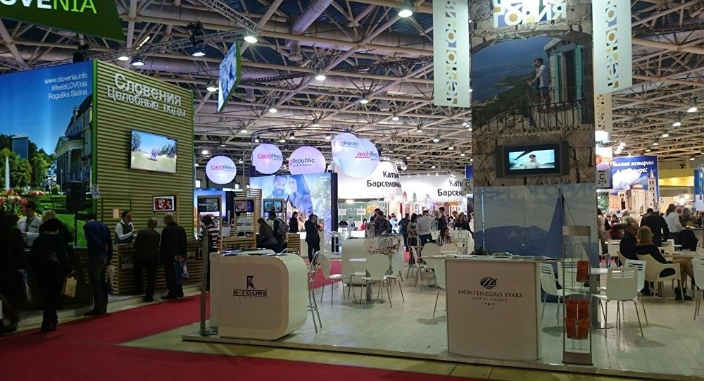 Moskiewskie targi turystyczne