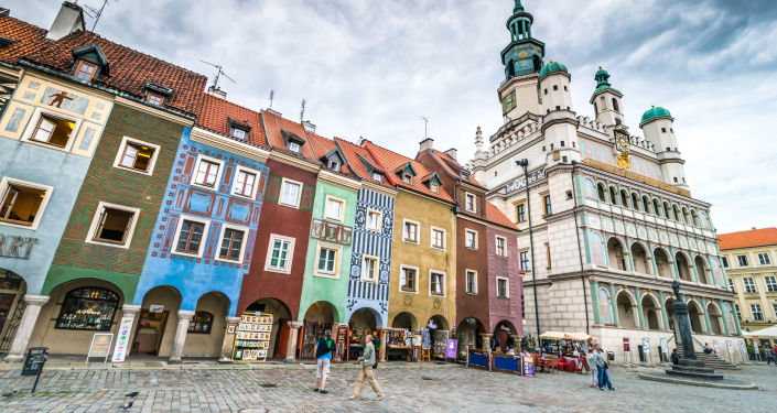 Poznań, Polska