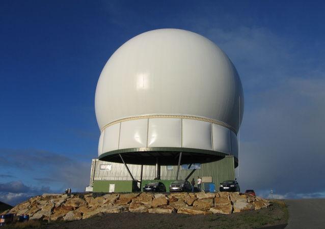 Stacja radiolokacyjna Globus II w Norwegii