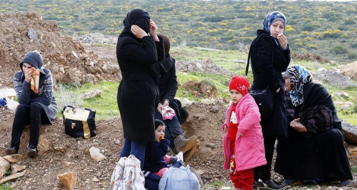 Syryjscy uchodźcy w Turcji