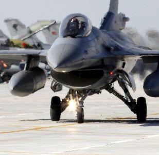 Tureckie myśliwce F-16