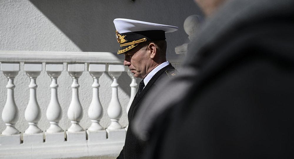 Admirał Sierhij Hajduk