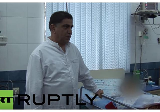 Republika Górskiego Karabachu: dzieci padły ofiarą ostrzału artyleryjskiego