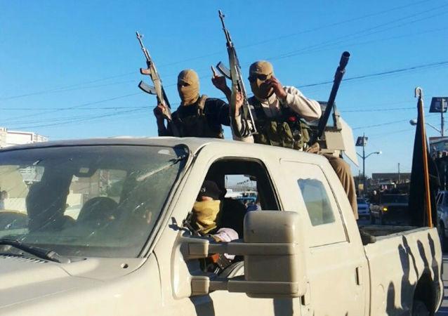 Bojownicy Daesh