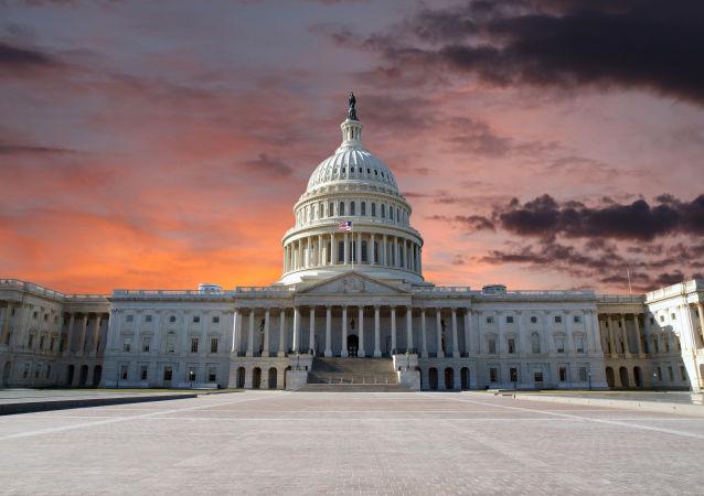 Capitol w Waszyngtonie