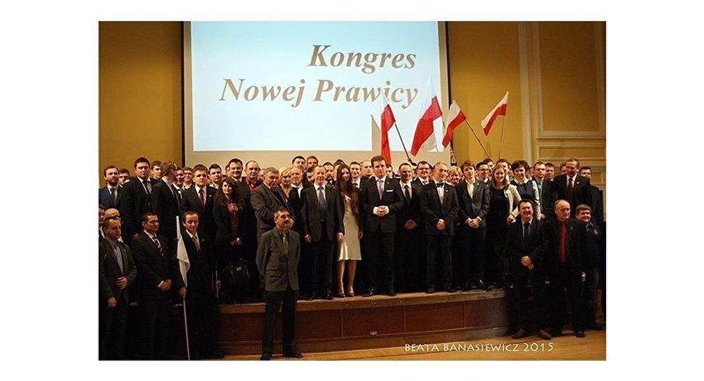 Jacek Wilk i Kongres Nowej Prawicy