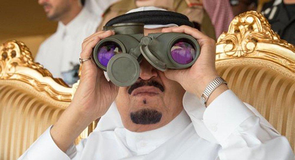 Król Arabii Saudyjskiej Salman bin Abdul Aziz al Saud