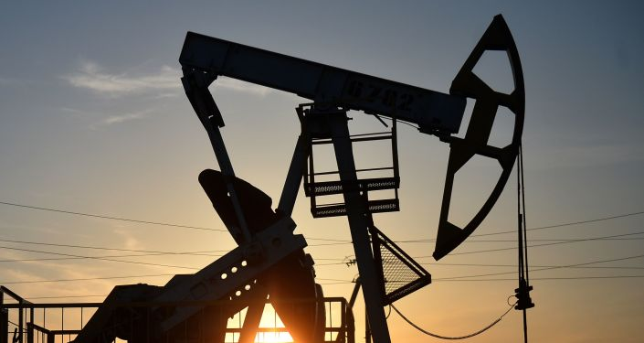 Pompowanie ropy naftowej
