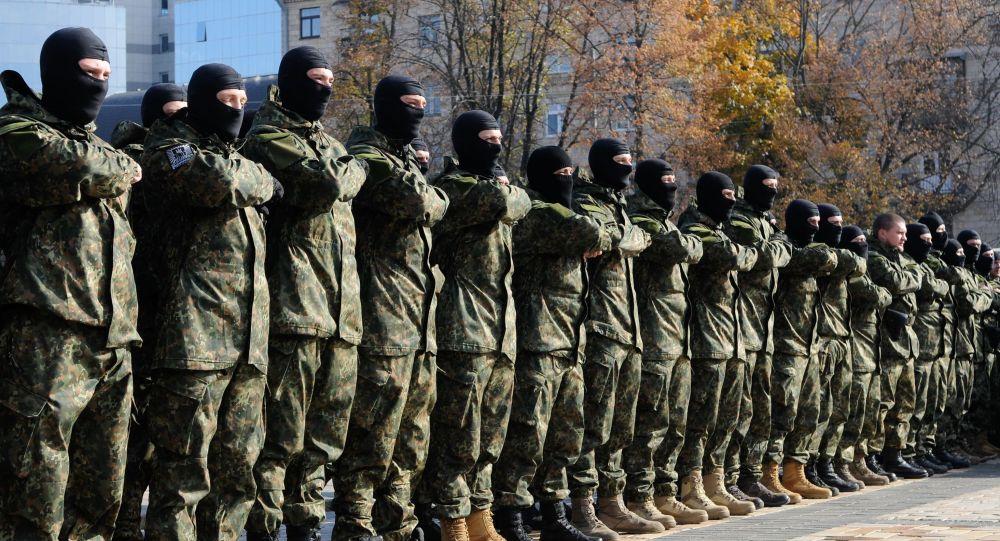Nacjonalistyczny ochotniczy batalion Azow