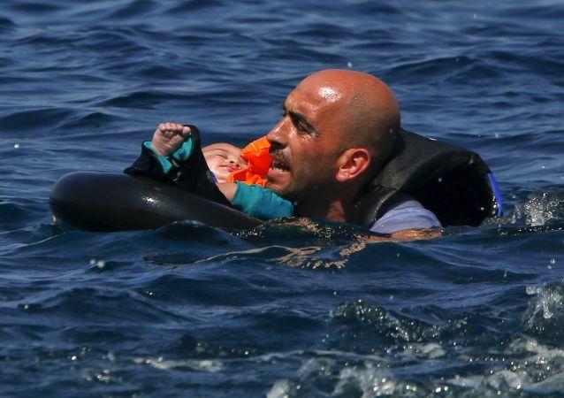 Nielegalni uchodźcy