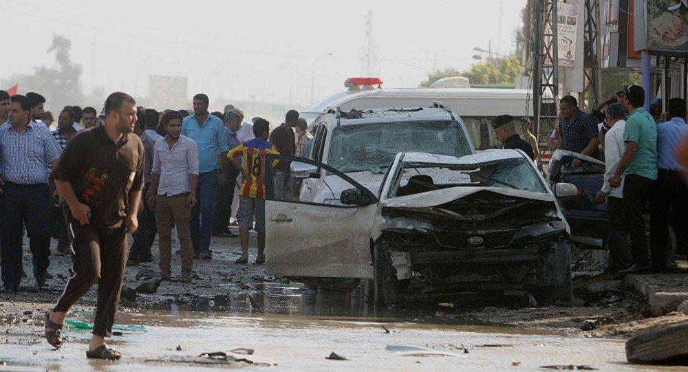 Zamachy w Bagdadzie