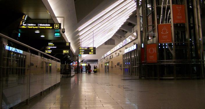 Lotnisko w Tallinie