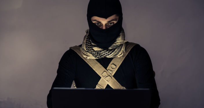Terrorysta z laptopem