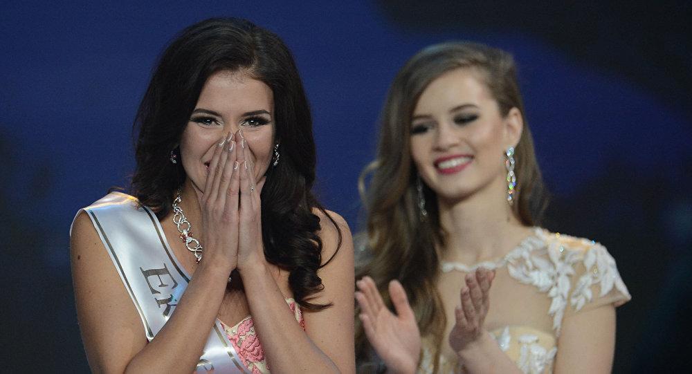 Miss Rosji 2015 Sofia Nikitczuk