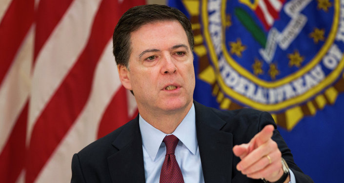 Dyrektor FBI James Comey, 25 marca  2015