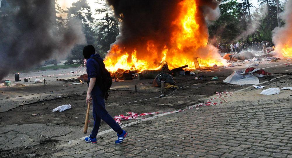 Zamieszki w Odessie