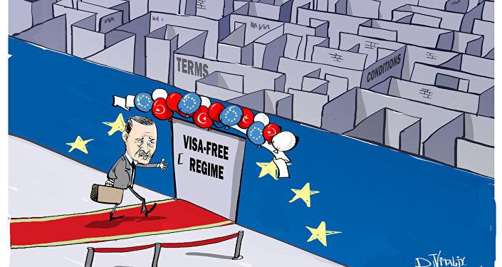 Erdogan bez wizy do Europy?