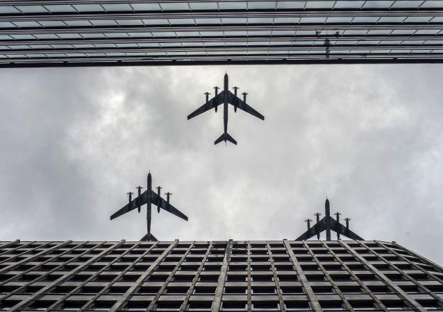 Bombowce strategiczne Tu-95 MS