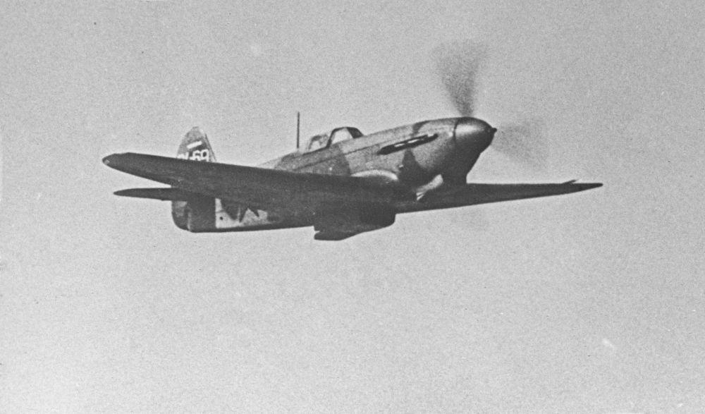 Myśliwiec Jak-3. Właśnie na tej maszynie latało wielu radzieckich asów lotnictwa. Samolot lubili piloci, bo z łatwością przeciwstawiał się maszynom Luftwaffe.