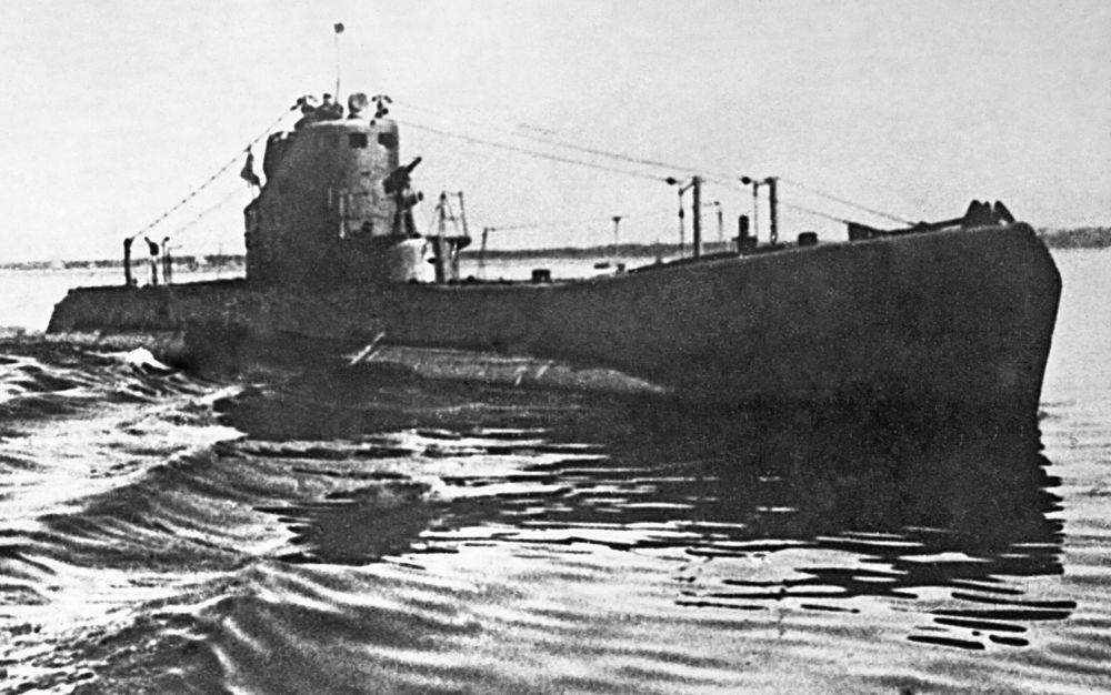"""Okręt podwodny klasy """"Szczuka"""". Na koncie tych okrętów znalazła się ponad jedna trzecia zatopionych lub uszkodzonych jednostek przeciwnika."""